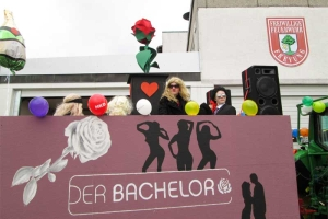 Faschingszug @ Freyung | Bayern | Deutschland